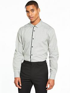 v-by-very-long-sleeve-mini-print-stretch-shirt