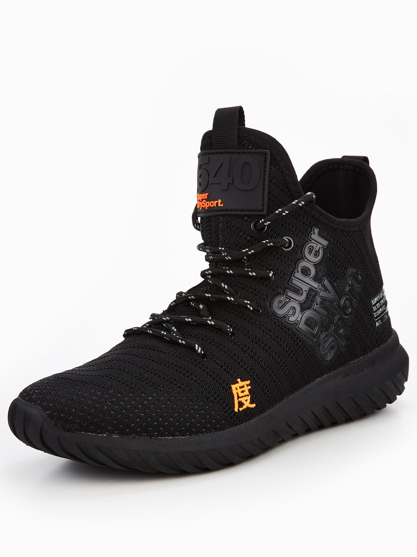 Superdry Nebulus Hybrid High 1600189985 Men's Shoes Superdry Trainers