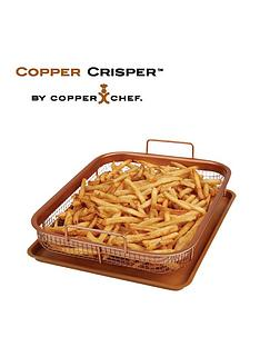 copper-chef-copper-crisper-non-stick-air-fryer-oven-tray