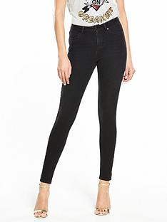 v-by-very-premium-4-way-stretch-super-skinny-jean-black-wash