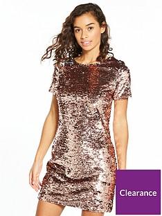 v-by-very-petite-premium-sequin-shift-dress