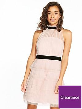 v-by-very-petite-petite-high-neck-mesh-dress