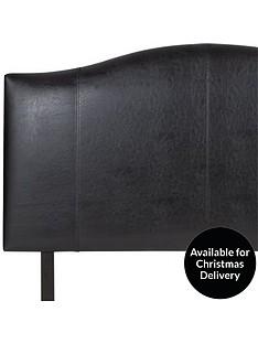 faux-leather-curve-single-headboard