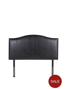 faux-leather-curve-single-headboard