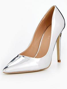 v-by-very-chic-point-court-shoe-mirror-metallic