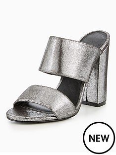 v-by-very-icon-two-strap-mule-silver