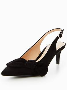 v-by-very-suki-slingback-bow-kitten-heel-black