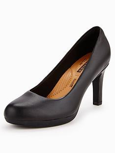clarks-wide-fit-clarks-adriel-viola-heeled-shoe