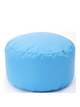 faux-leather-footstool