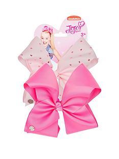 jo-jo-siwa-jo-jo-siwa-signature-bow-twin-pack-pink-amp-rhinestones