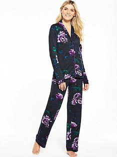 v-by-very-floral-revere-pj-set