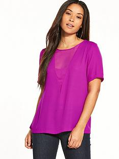warehouse-woven-front-tee