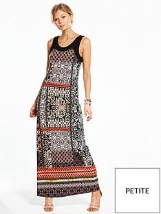 wallis-petite-patchwork-paisley-maxi