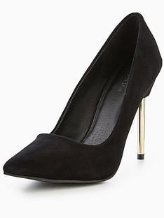 myleene-klass-myleene-klass-sienna-gold-heel-point-court-suede-black