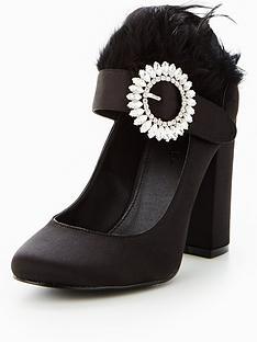 v-by-very-phoenix-embellished-mary-jane-heeled-shoe-black