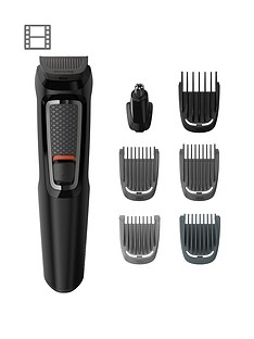 philips-series-3000-7-in-1-multi-grooming-kit-for-beard-and-hair-with-nose-trimmer-attachment-mg372013