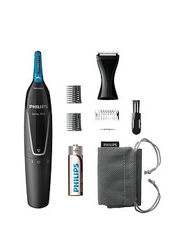 philips-series-5000-battery-operated-nose-ear-amp-eyebrow-trimmer-showerproof-amp-no-pulling-guaranteed-nt517115