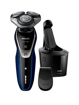 Philips Philips Series 5000 Wet And Dry Men'S Electric Shaver With  ... Picture