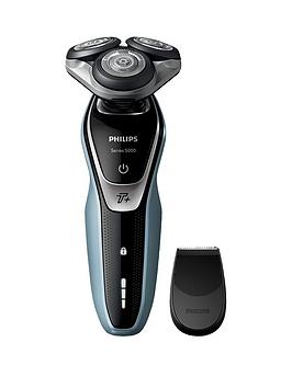 philips-series-5000-wet-and-dry-mens-electric-shaver-with-turbo-mode-and-precision-trimmer-s536006
