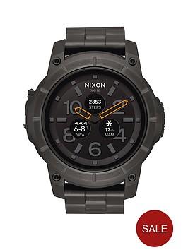 nixon-mission-stainless-steel-black-mens-smartwatch
