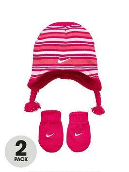 nike-nike-baby-girl-striped-beanie-and-mitten-set