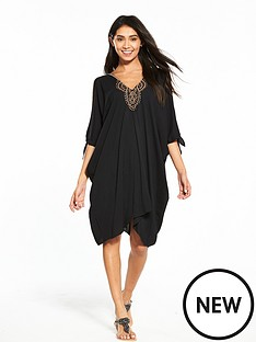 v-by-very-embellished-cold-shoulder-kaftan