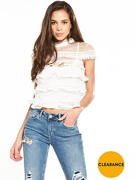 river-island-boxy-cap-sleeve-frill-top