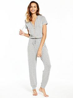 v-by-very-hooded-zip-lounge-jumpsuit