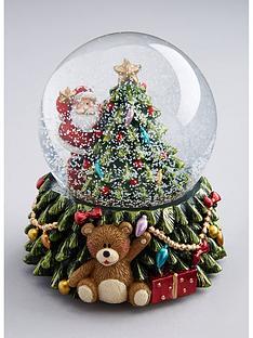 gisela-graham-santa-with-tree-led-snow-globe-christmas-decoration