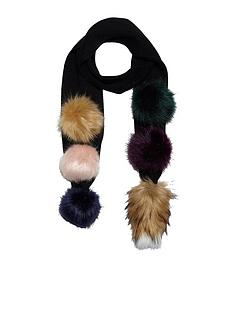 river-island-novelty-pom-pom-scarf