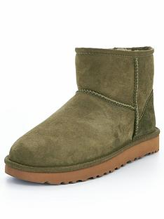 ugg-classic-mini-ii-boot-green