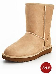 ugg-classic-shortnbspii-boot-sand