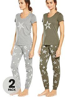 v-by-very-v-by-very-2-pack-stars-print-short-sleeve-pj