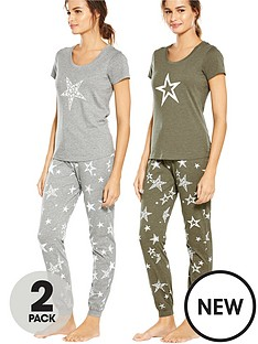 v-by-very-v-by-very-2-pack-stars-print-short-sleeve-pj