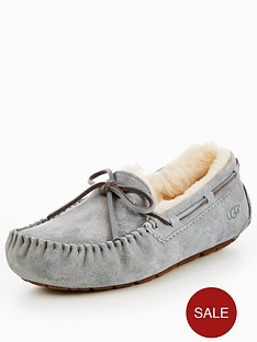 ugg-dakota-metallic-slipper-greynbsp