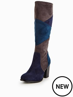 joe-browns-patch-patchwork-boot