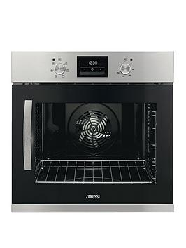 Zanussi Zoa35676Xk 60Cm Built In Single Electric Oven