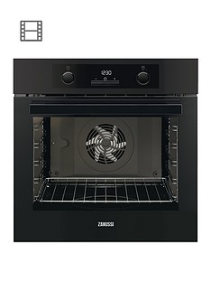 zanussi-zoa35972bk-60cm-built-in-single-oven