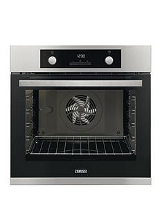 zanussi-zoa35972xk-60cm-built-in-single-electric-oven