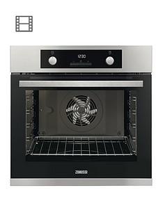 zanussi-zoa35972xk-60cm-built-in-single-electric-oven