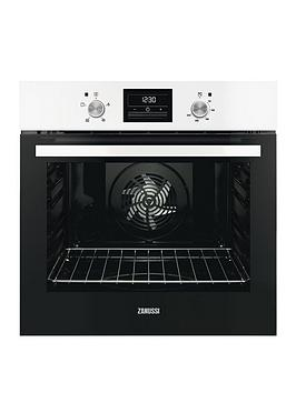 Zanussi Zob35471Wk 60Cm Built In Single Electric Oven