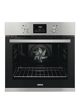 Zanussi Zob35471Xk Built In Single Electric Oven