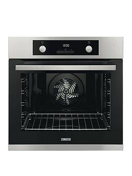 Zanussi Zop37982Xc Built In Single Electric Oven