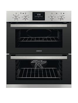 Zanussi Zof35661Xk Built Under Double Electric Oven