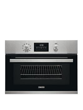 Zanussi Zkk47901Xk Compact Built In Single Oven