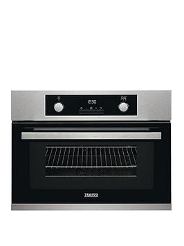 Zanussi Zkk47902Xk Compact Built In Single Oven