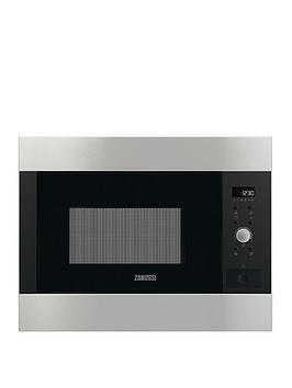 Zanussi Zbg26642Xa Built In Microwave