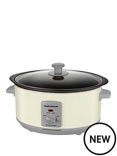 morphy-richards-35l-slow-cooker-cream