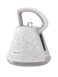 morphy-richards-prism-kettle-white