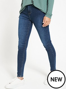 v-by-very-florence-high-rise-skinny-jeans--nbspindigo